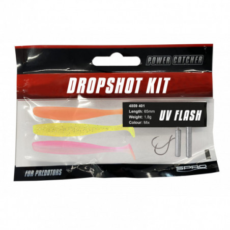 KIT DROPSHOT 65 UV FLASH1660