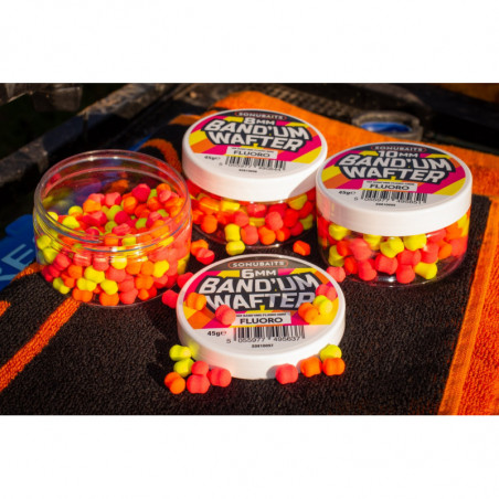 BAND'UM WAFTERS SONUBAITS 45G FLUORO2506