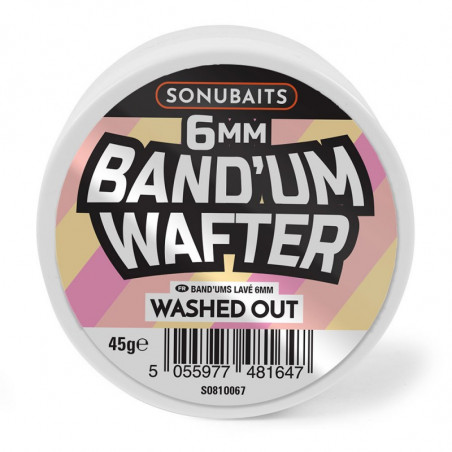 BAND'UM WAFTERS SONUBAITS 45G WASHED OUT