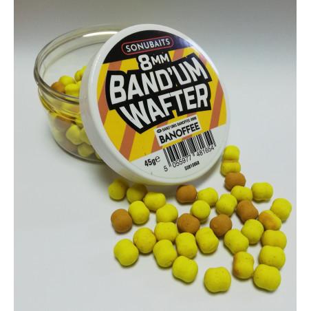 BAND'UM WAFTERS SONUBAITS 45G BANOFFEE2518