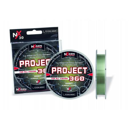 NYLON PROJECT 360 100M