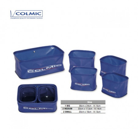 SET DE BACS PVC MULTI BOXES