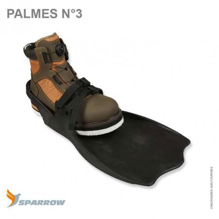 PALMES PATTE DE GRENOUILLE N°3